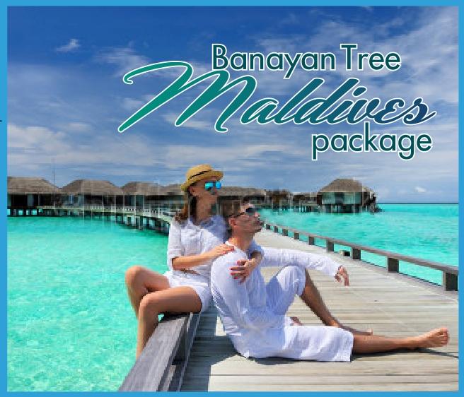Banyan Tree Maldives Packages