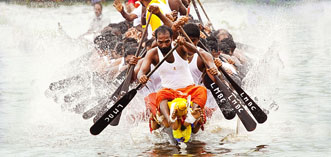 Alleppey Snake Boat Race 2013