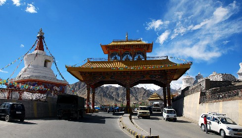 QUICK GLIMPSES OF LADAKH