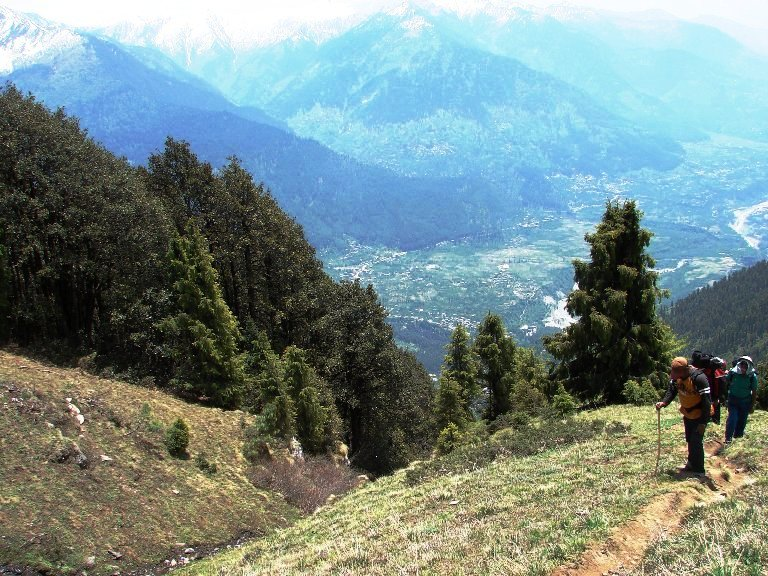 Manali and Shimla Package